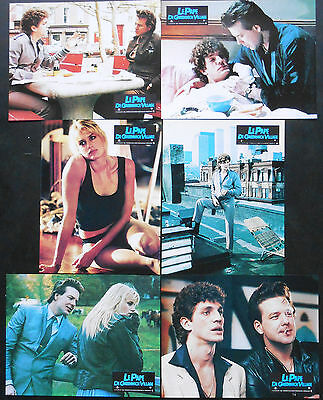 THE POPE OF GREENWICH VILLAGE 12 x L.C French 1984 Mickey ROURKE