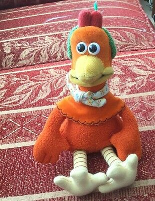Dreamworks Chicken Run Plush Toy 1999