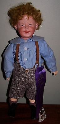 Reproduction German Heubach 7911 Laughing Child - Doll Artisan Award