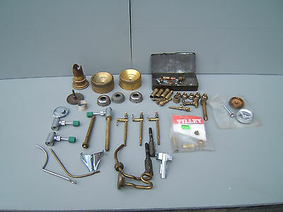 Tilley lamp Tilly Aladding spares most new old stock taps burner stove parts