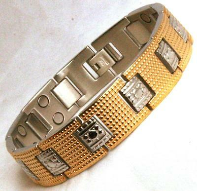 Mens And Ladies Bio Magnetic Bracelet With 20 Powerful Magnets  (SB30)
