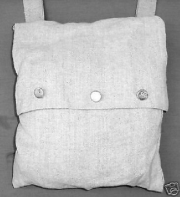 Haversack  Button FlapFustian 18th century reproduction