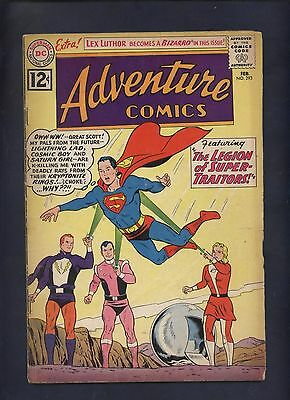 Adventure comic 293 silver age dc KEY ISSUE 1st Super-Horse, 1st Super pets ZOD