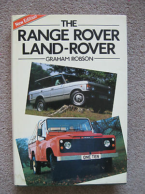The Land Rover & Range Rover - Graham Robson