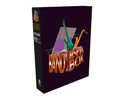 PG MUSIC Band-in-a-Box 2016 Pro PC