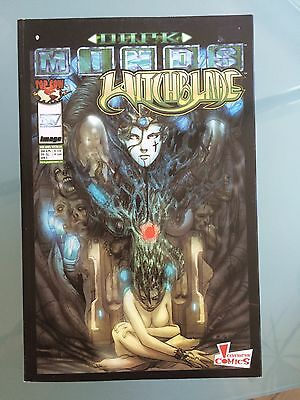Dark Minds / Witchblade Crossover 2001 - Softcover