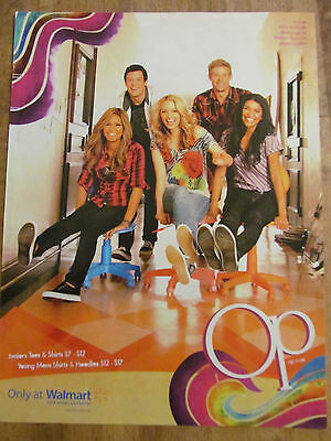 Cory Monteith, Glee, Jessica Szhor, Bassie, Dianna Agron, OP Ad