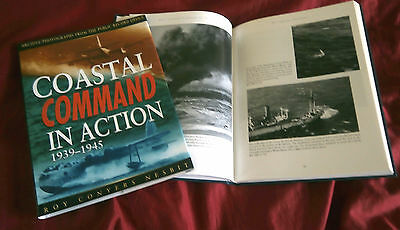 COASTAL COMMAND IN ACTION 1939-45. Roy Conyers Nesbit. 1997. Fully Illustrated.