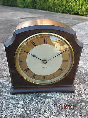 Old Smiths Bakelite electric Clock.