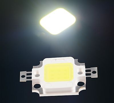 10W Cool White LED IC High Power Outdoor Flood Light Lamp Bulb Beads Chip DIY