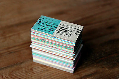Heritage Railway Tickets - Many Examples Of Heritage Lines