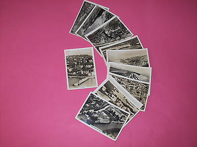 """ Britain from the Air "" Pattreiouex Senior Service Pick cigarette card / cards"