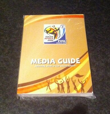2010 World Cup South Africa Media Guide Programme