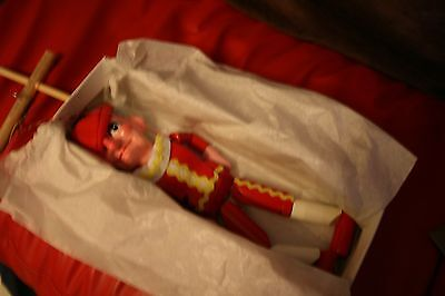 Pelham Style String Puppet - Mr Punch - Boxed & New!