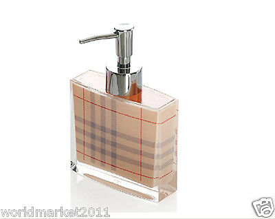 Acrylic New Beige Manual Control Soap Dispenser Hand Sanitizer Machine &$