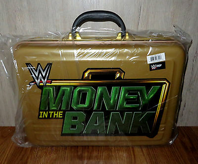*SPECIAL OFFER* RARE, GENUINE, WWE Money In The Bank Briefcase (NEW & SEALED)