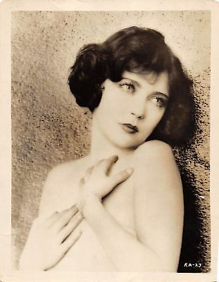 "RENEE ADOREE vintage sexy busty semi-nude Pre-Code photo ""The Big Parade"", 1925"
