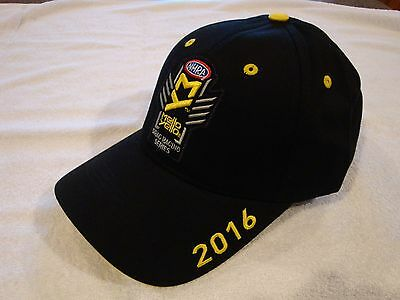 2016 Mellow Yellow Nhra New Never Worn Tv Interview Pro Drivers Only Hat