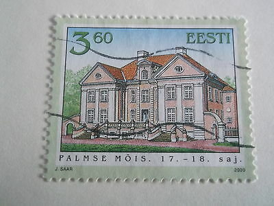 2000 Estonia Palmse Hall used sg372