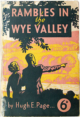 GWR book - Rambles in the Wye Valley