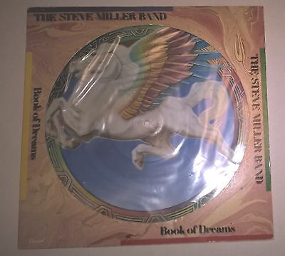 THE STEVE MILLER BAND - Book of dreams - Picture disc - VINYL LP