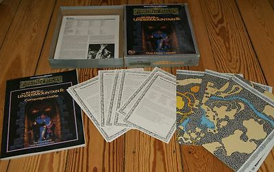 TSR 1104 The Ruins of Undermountain II: The Deep Levels