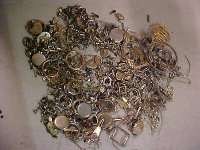 Lot Of 500+ Grams 10K 12K14K Gold Filled Gf Watch Cases Gold Recovery Scrap