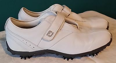 Nice Pair Ladies Footjoy LoPro Golf Shoes - Size UK 6 - New no Tags