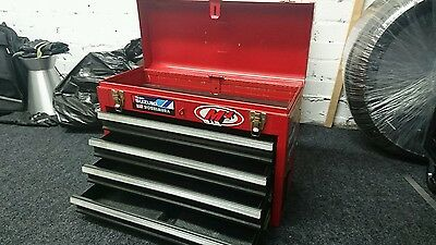 tool box 4 drawer with top tray lockable