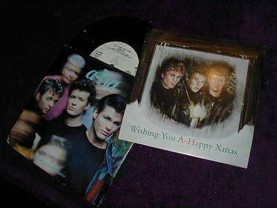 "A-Ha, You Are The One + Christmas Card ,7"" Vinyl"