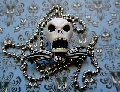 The Nightmare Before Christmas Charm Necklace- Jack Skellington
