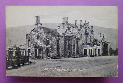Early '900s Postcard from Blair Atholl, Perthshire, Scotland, UK