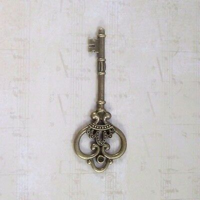 Keys Old look new antique vintage skeleton craft 24 in 3 color steampunk lot 20z