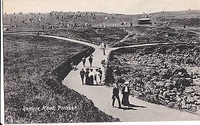 c northern ireland postcard ulster irish antrim portrush
