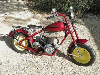 1947 Other Makes Mustang  1947 Mustang Motorcycle Scooter