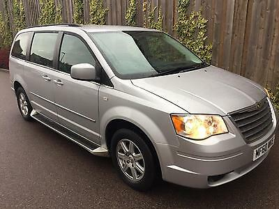 Chrysler GRAND VOYAGER TOURING 2.8 CRD AUTOMATIC 2010