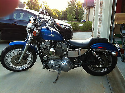 1996 Harley-Davidson Sportster  1996 Harley Davidson Sportster 883 Low Rider Motorcycle    8000 Miles EXC COND