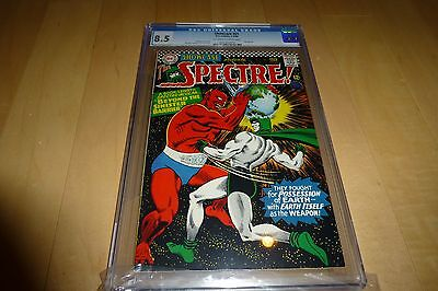 Showcase 61 CGC 8.5 (1966, DC Comics) OW to White 2nd SA Spectre appearance