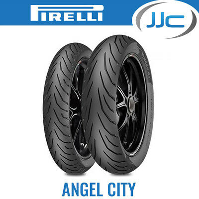 Pirelli Angel City Motorcycle / Bike Tyre - Front 110/70 R17 M C (54S) TL