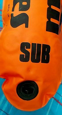 Mares SMB Bouy Spear Fishing  scuba diving