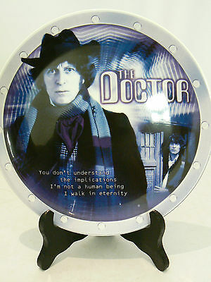 #4477 Doctor Who Limited Edition Collector's Plate - Tom Baker