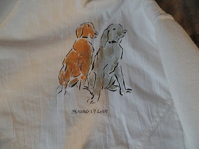 Kate Bush Hounds Of Love Official Promo Sweatshirt Very Rare