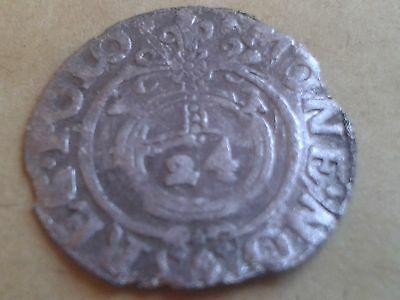 Hammered Silver  Coin Qd