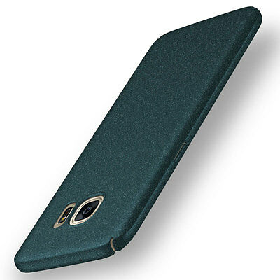 De Lujo Ultrafina Duro Mate Funda Parte Trasera For Samsung Galaxy S7 S7 Edge