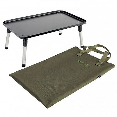 Daiwa NEW Carp Fishing Mission Bivvy Table + Carry Case - DMBT1