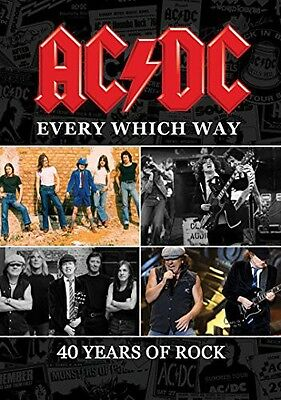 Every Which Way - 2 DISC SET (2015, REGION 1 DVD New)