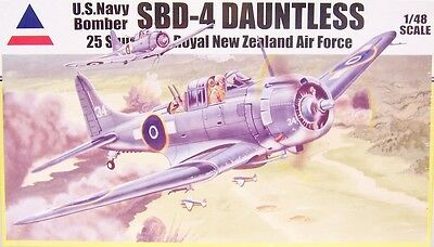 1/48 Accurate Miniatures 312 Douglas SBD-4 USN Dive Bomber w/ Aztec Chile Decal