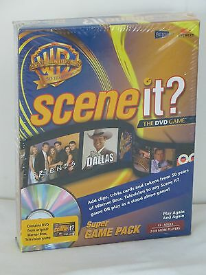 NEW Scene It WB Edition DVD SUPER game pack