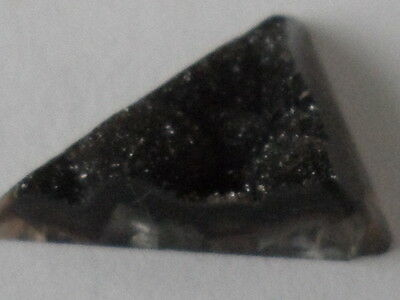 Lovely Natural Gem Stone Chinese Druzy Agate 4.50ct sparkly gem
