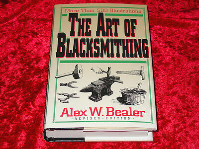 Art of Blacksmithing Book~Making Muzzle-loading Rifle Barrels~Techniques~Tools~